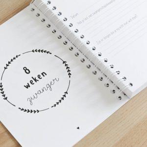 Zwangerschapsboek FSHappiness