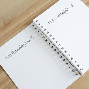 Mijn opgroeiboek FSHappiness mijlpaalkaaren