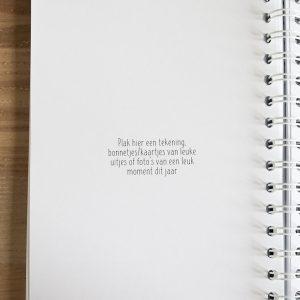 Mijn opgroeiboek FSHappiness invulpagina's foto's plakken