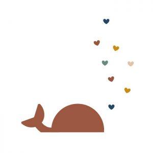 walvis poster Lindi Melse
